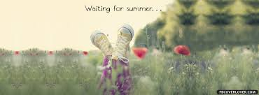 I am looking forward summer